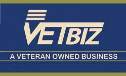 To help identify veteran-owned businesses, the Virginia SBDC developed a sticker that can go on the inside of a business's window, proclaiming that it is a veteran-owned business.